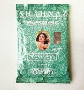 Хна натуральная индийская для волос Shahnaz Husain
