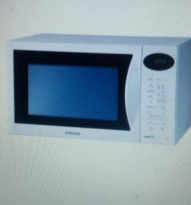 Микроволновка Samsung c103r (28 литров)