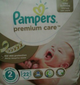 "Памперсы,,premium care"""