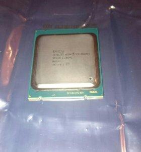 Процессор intel xeon e5-2620 v-2