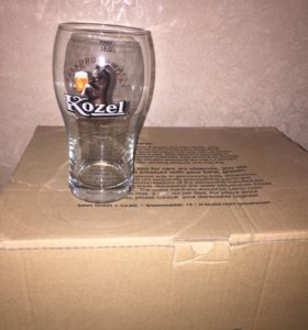 Бокалы для пива Kozel