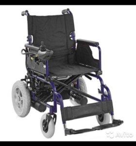 Инвалидная коляска с электроприводом Armed FS111A