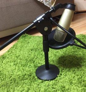 Behringer C-1U - студийный микрофон