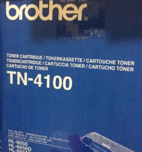 Оригинальный картридж TN-4100