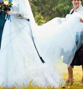 Свадебное платье ( прокат продажа)