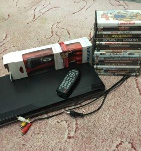 Продам DVD + микрафон и диски