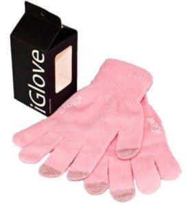 Перчатки для IPhone и любых  сенсорных экранов.