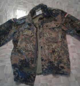Куртка легкая Бундесвер(германи)