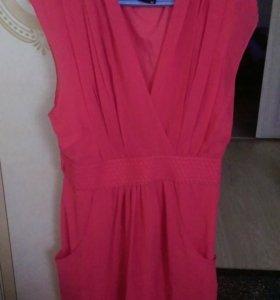 Платье шифон