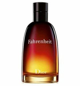 Christian Dior Fahrenheit, 100мл (Тестер)