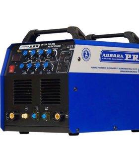 Аргоно дуговая сварка Aurora INTER TIG 200 AC/DC