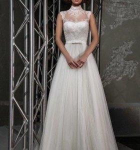 Свадебное платье 👗 р. 40