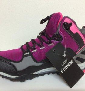 Новые ботинки Strobbs
