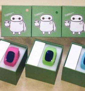 Детские часы-трекер Smart Baby Watch Q50