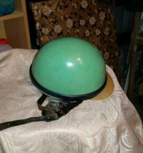 Ретро мото шлем СССР