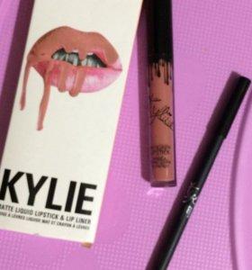 Губная помада Kylie Jenner Lip kit