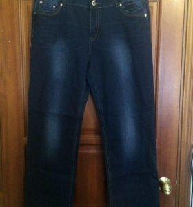 Новые джинсы 56-58 размера