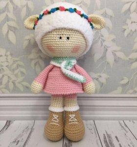 Куколка-овечка