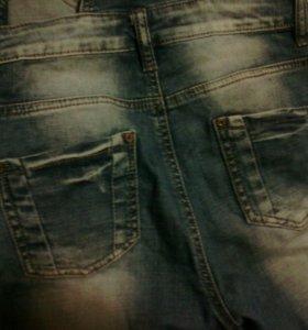 Комбенизон джинсовая