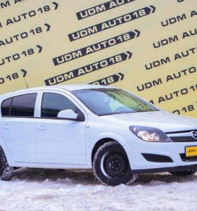 Opel Astra MT 1.6, 2011г