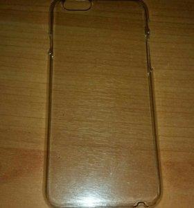 Чехол прозрачный для iPhone 6/6s