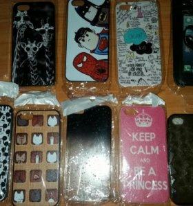 Чехлы для iPhone 5/5s/5se