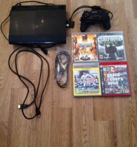 PS3 Super slim. 320gb
