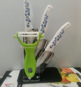 Ножи керамические
