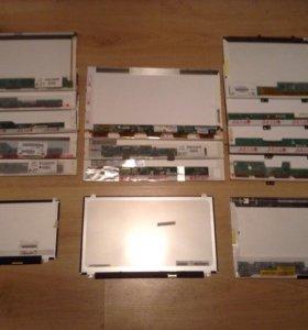 Продам экраны от ноутбуков