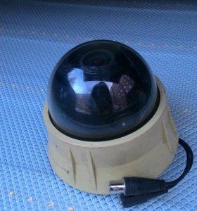 Муляж камеры видео наблюдения