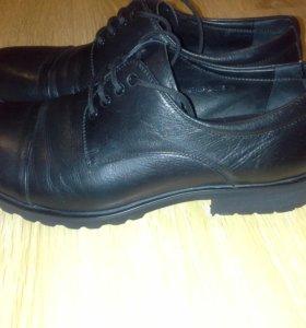 Туфли,кожа, 40 размер
