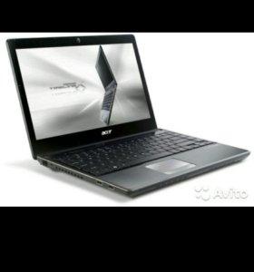 Ноутбук Acer, компактный, 13,3