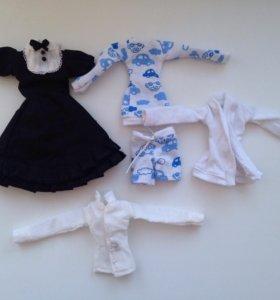 Одежда HandMade для кукол (300 за всё)
