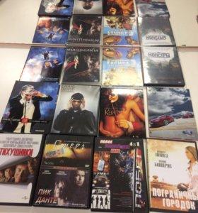 DVD диски (фильмы)