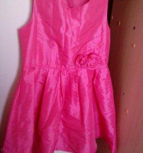 Платье рост 140