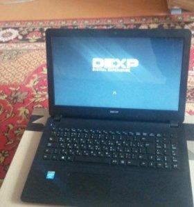 15.6'' ноутбук dexp aquilon o140 (hd)