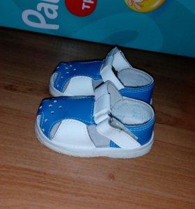 Новые сандалики!