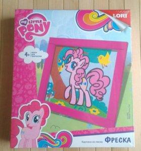 Картина из песка Hasbro My Little Pony