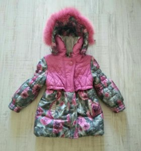 Зимний комплект (комбинезон + куртка)