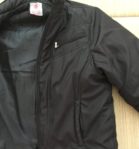Зимняя мужская куртка пуховик
