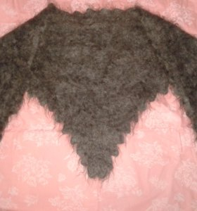 Пуховой платок