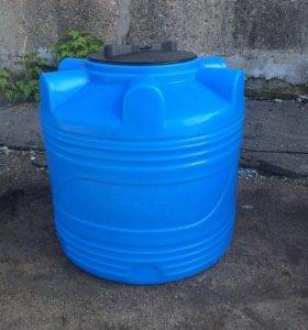 Ёмкость пластиковая 200 литров