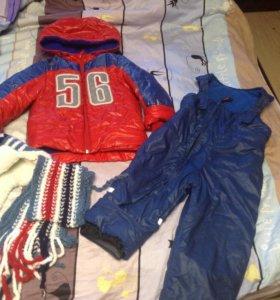 Зимний костюм 86-94
