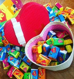 Подарочное сердце
