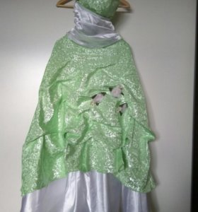 Платье, вечернее, на выпускной, на праздник