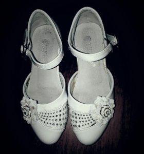Туфельки 30 размер