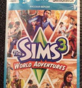Продам игру Sims 3