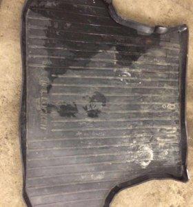 Коврик багажника лада приора седан
