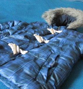 Куртка осенняя/весенняя 86см