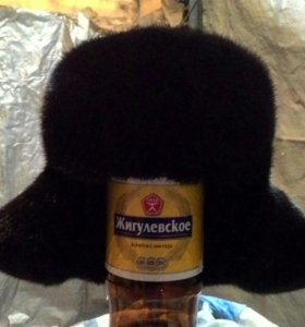 Норковая шапка ( финка )